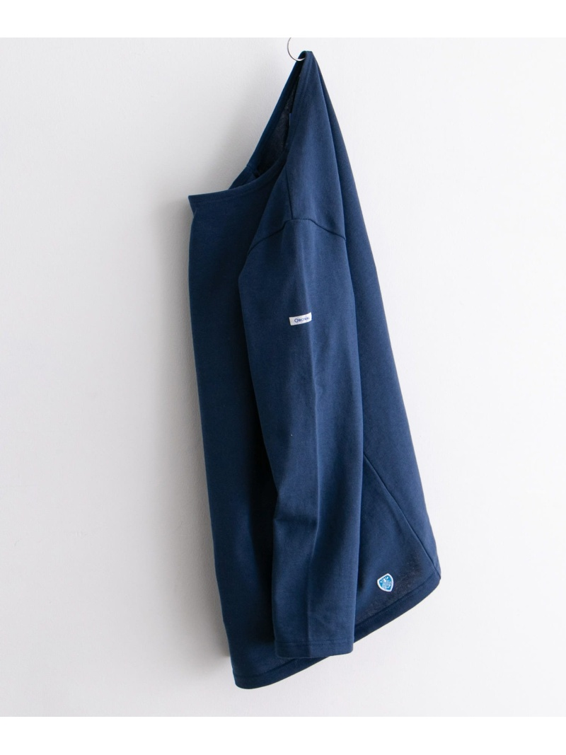 [Rakuten Fashion]ORCIVAL×DOORS別注MADEINFRANCEバスクシャツ DOORS アーバンリサーチドアーズ カットソー Tシャツ ピンク【送料無料】