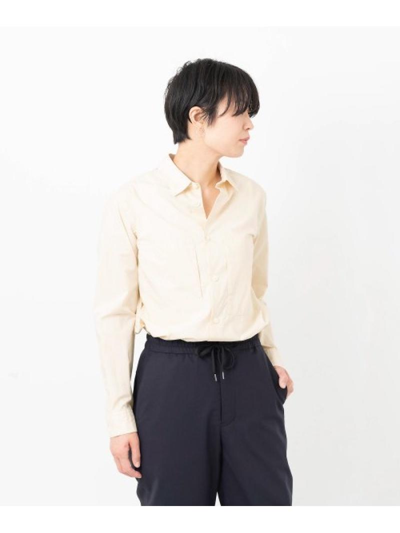 [Rakuten BRAND AVENUE]UNIFY W pocket Shirts DOORS アーバンリサーチドアーズ シャツ/ブラウス【送料無料】