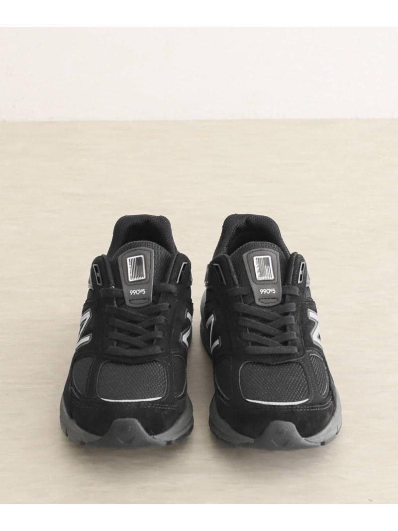 [Rakuten Fashion]NEW BALANCE W990 DOORS アーバンリサーチドアーズ シューズ スニーカー/スリッポン ブラック グレー【送料無料】