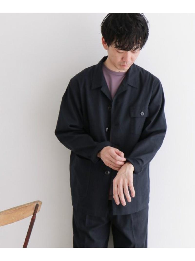 [Rakuten Fashion]【SALE/15%OFF】高機能リネンカバーオールジャケット DOORS アーバンリサーチドアーズ コート/ジャケット カバーオール ネイビー グレー【RBA_E】【送料無料】