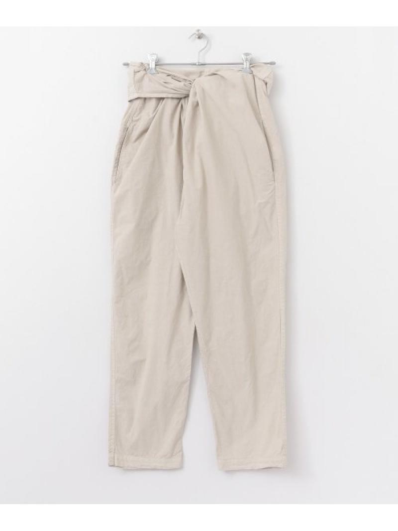 [Rakuten Fashion]COSMICWONDERorganiccottonwrappedpants DOORS アーバンリサーチドアーズ パンツ/ジーンズ パンツその他 ブラック【送料無料】