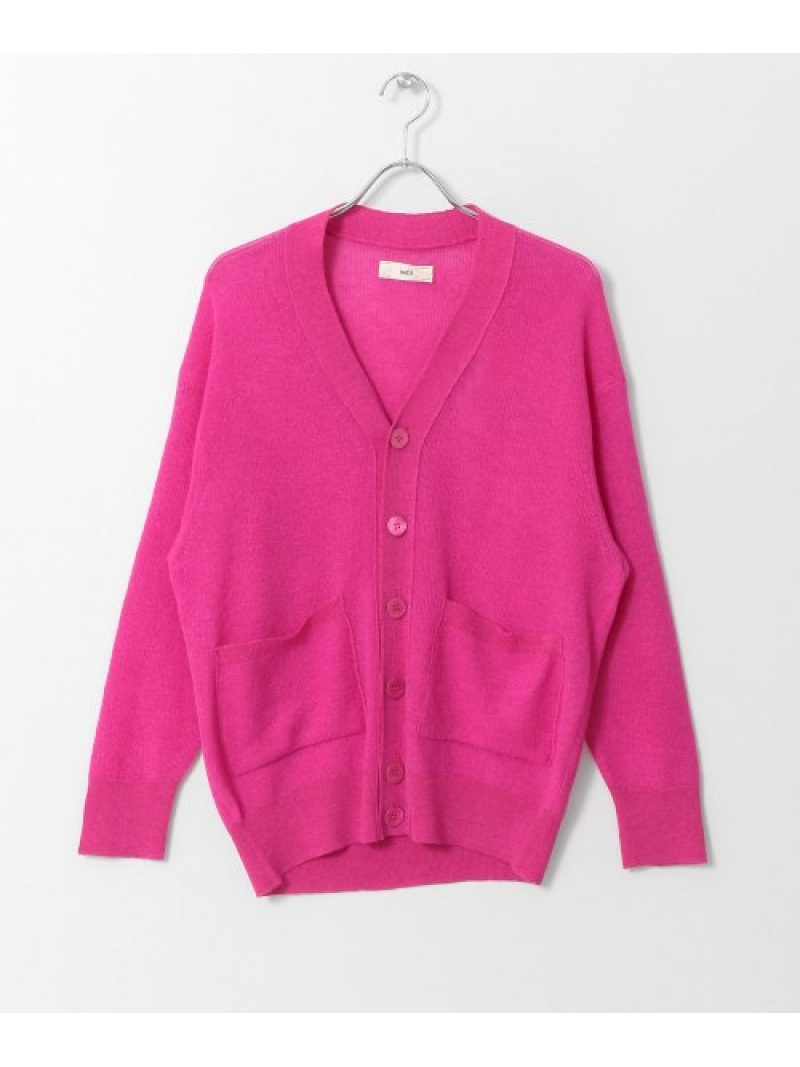 [Rakuten Fashion]【SALE/30%OFF】unfilextrakidmohairribbed-cardigan DOORS アーバンリサーチドアーズ ニット カーディガン【RBA_E】【送料無料】