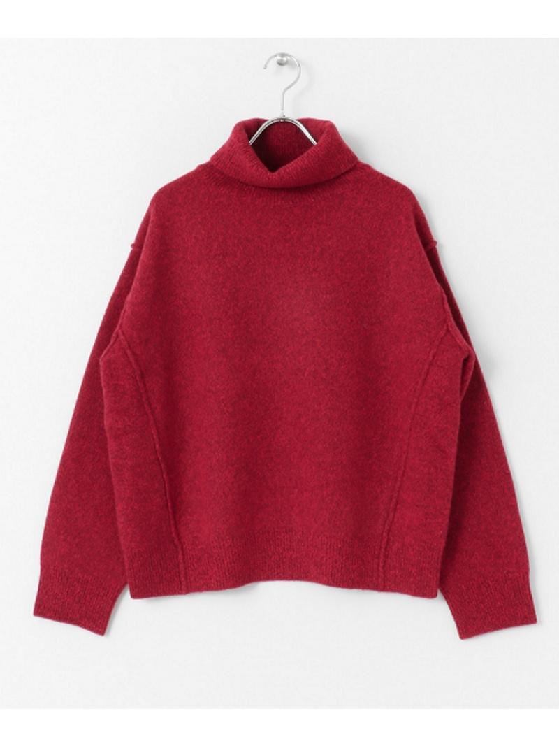 [Rakuten BRAND AVENUE]【SALE/30%OFF】UNIFY High neck knit DOORS アーバンリサーチドアーズ ニット【RBA_S】【RBA_E】【送料無料】