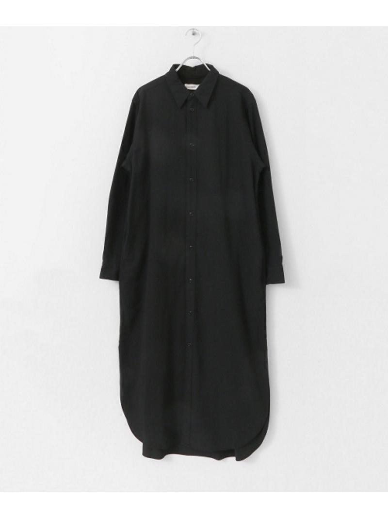 [Rakuten BRAND AVENUE]【SALE/30%OFF】unfil hightwist cotton shirt dress DOORS アーバンリサーチドアーズ ワンピース【RBA_S】【RBA_E】【送料無料】