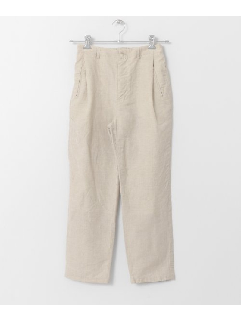 [Rakuten Fashion]UNIFYTackEasyPants DOORS アーバンリサーチドアーズ パンツ/ジーンズ パンツその他 ホワイト グレー【送料無料】