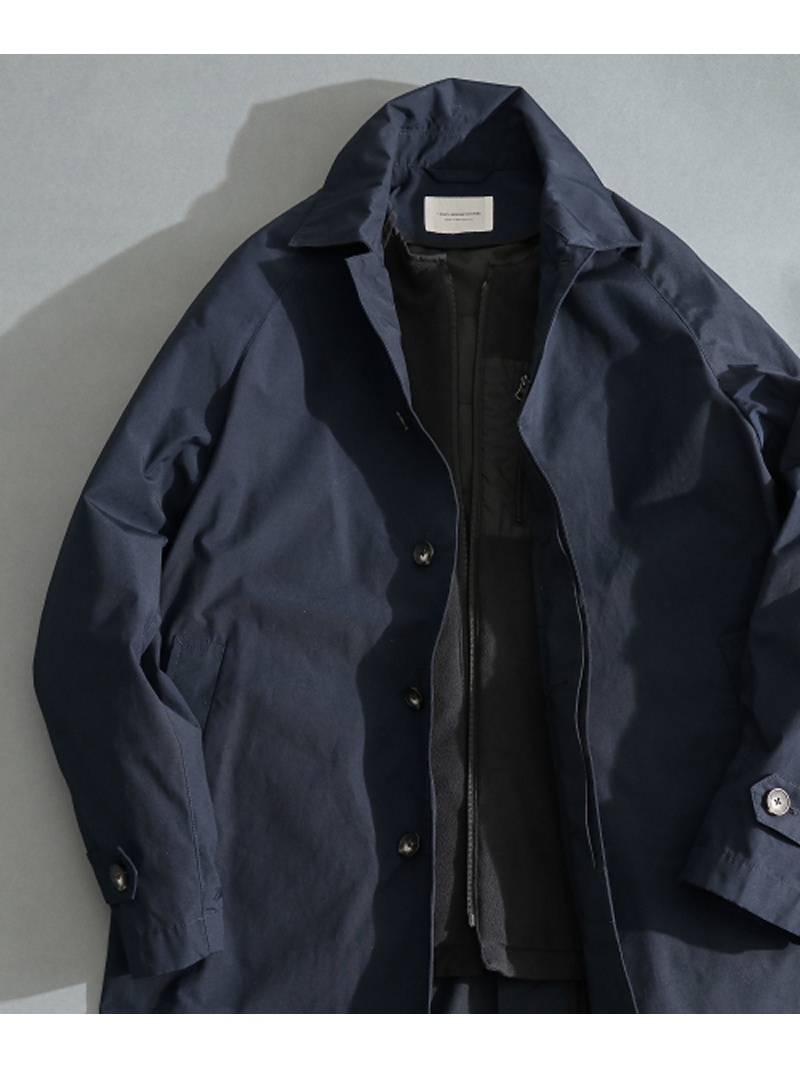 [Rakuten BRAND AVENUE]4way coat DOORS アーバンリサーチドアーズ コート/ジャケット【送料無料】