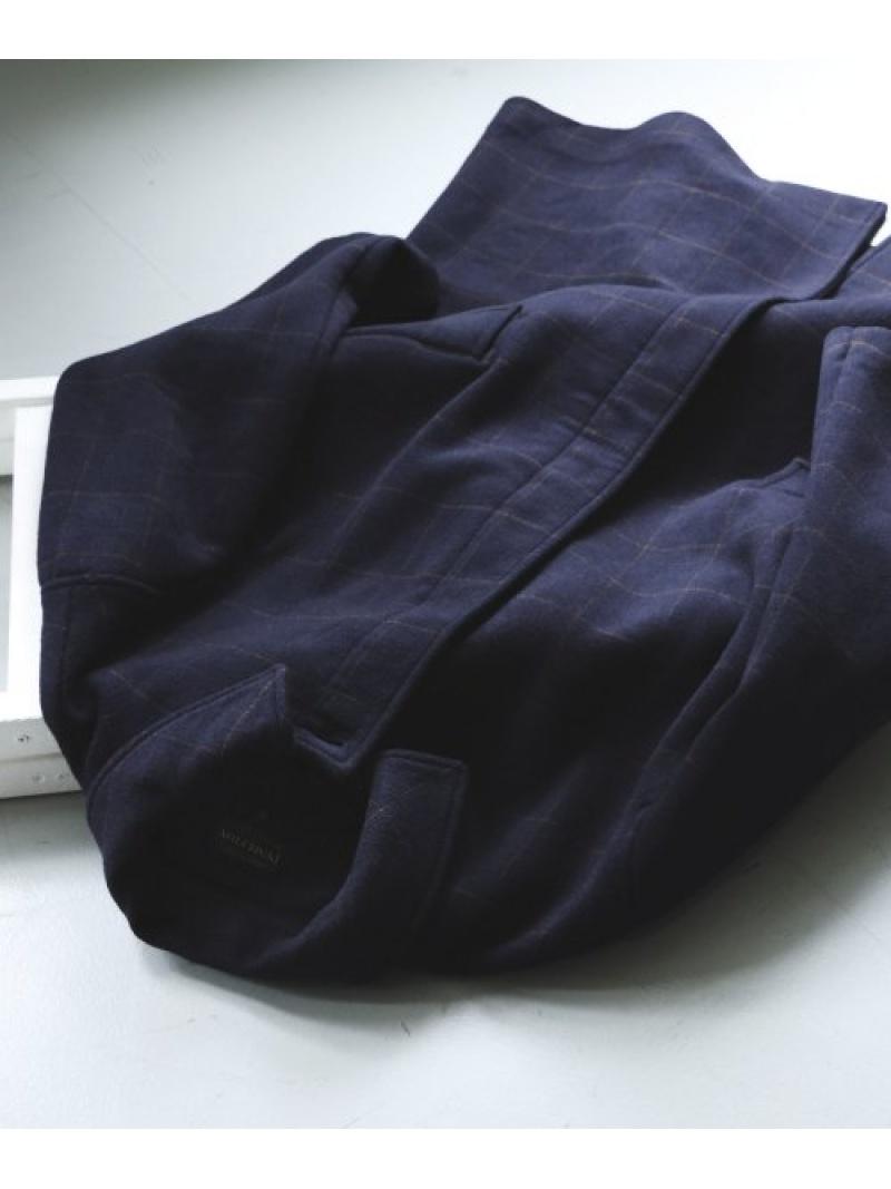 [Rakuten Fashion]【SALE/50%OFF】PENDLETON×DOORS別注SoutienCollarCoat DOORS アーバンリサーチドアーズ コート/ジャケット ステンカラーコート ネイビー【RBA_E】【送料無料】