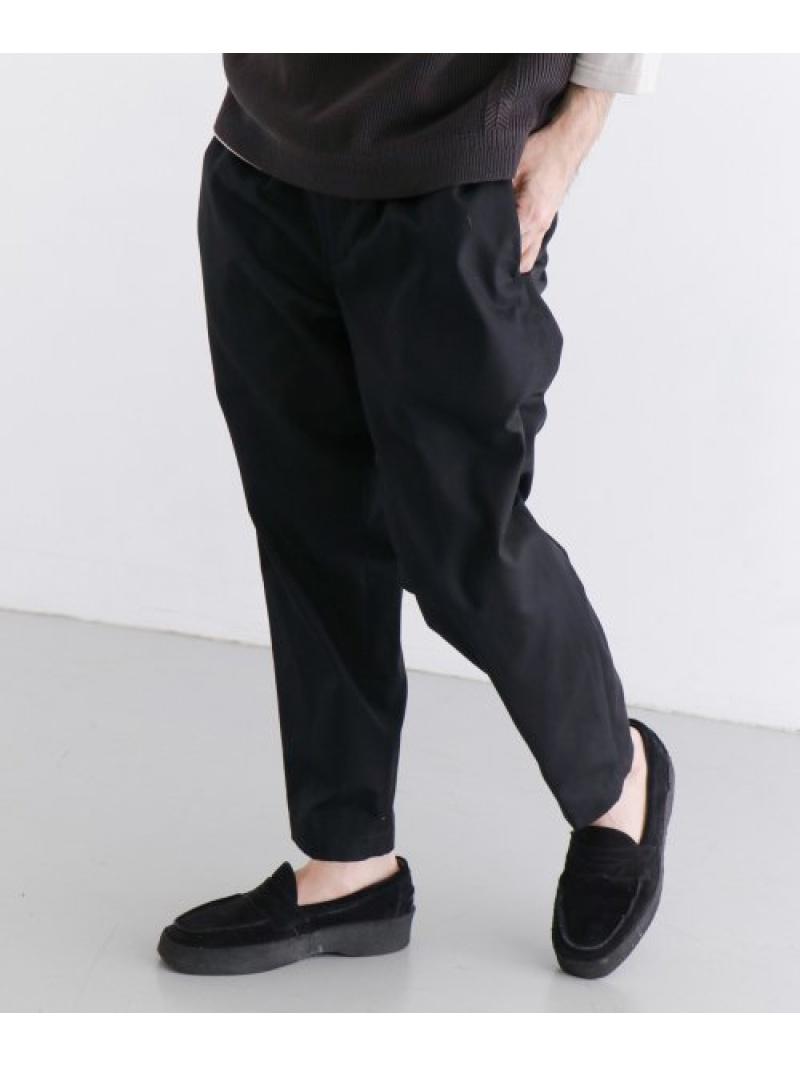 [Rakuten Fashion]【SALE/30%OFF】ScyeCottonSilkBlendActivePants DOORS アーバンリサーチドアーズ パンツ/ジーンズ パンツその他 ブラック ベージュ【RBA_E】【送料無料】