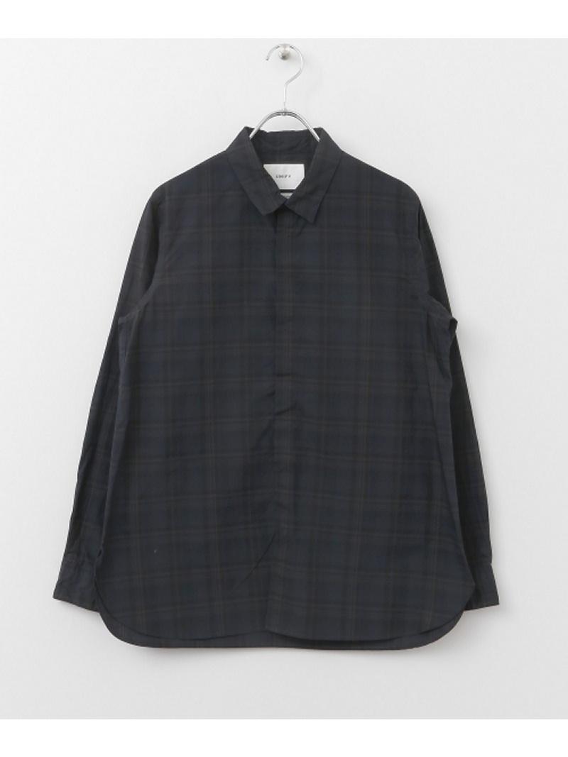 [Rakuten BRAND AVENUE]UNIFY Broad Shirt DOORS アーバンリサーチドアーズ シャツ/ブラウス【送料無料】