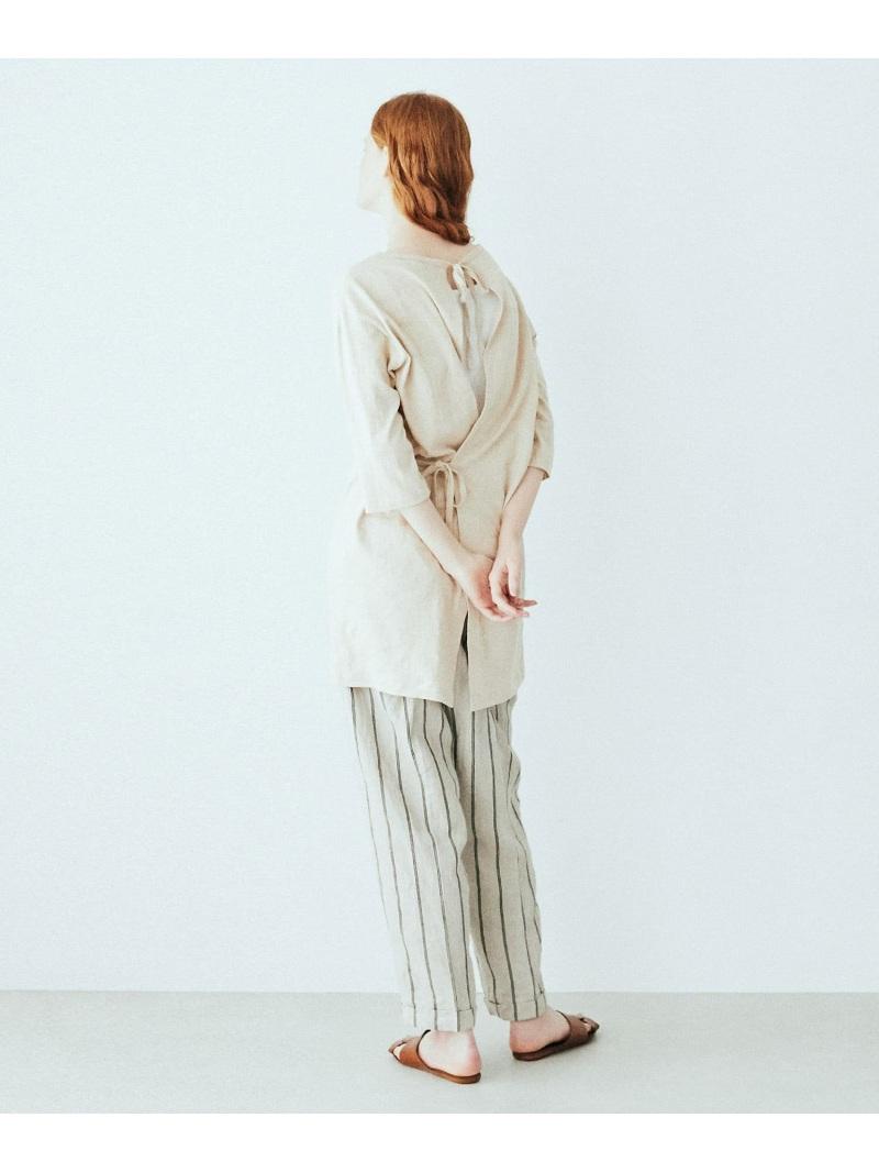 [Rakuten Fashion]siiwa後カシュクールプルオーバー DOORS アーバンリサーチドアーズ カットソー Tシャツ ホワイト グレー【送料無料】