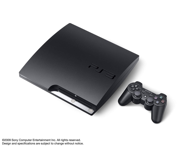 【中古】PS3 本体 (120GB) チャコールブラック CECH-2100A/ 中古 ゲーム