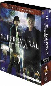 【新品】【DVD】SUPERNATURAL スーパーナチュラル <ファースト・シーズン> DVDコレクターズ・ボックス2 ジャレッド・パダレッキ