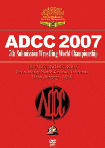 【新品】【DVD】7th Submission Wrestling World Championship ADCC 2007 (格闘技)