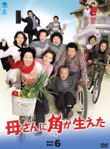 【新品】【DVD】母さんに角が生えた DVD-BOX6 シン・ウンギョン