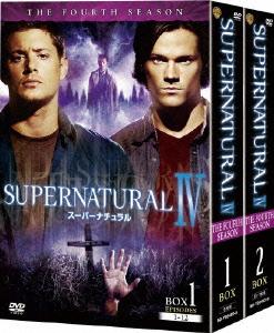 【新品】【DVD】SUPERNATURAL IV スーパーナチュラル <フォース・シーズン> コンプリート・ボックス ジャレッド・パダレッキ