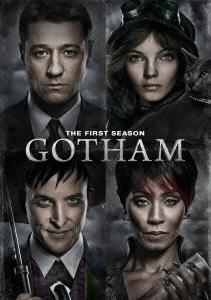 【新品】【DVD】GOTHAM/ゴッサム <ファースト・シーズン> コンプリート・ボックス ベン・マッケンジー