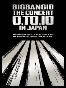 【ブルーレイ】BIGBANG10 THE CONCERT : 0.TO.10 IN JAPAN + BIGBANG10 THE MOVIE BIGBANG MADE BIGBANG