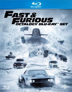 【新品】【ブルーレイ】ワイルド・スピード オクタロジー Blu-ray SET (洋画)