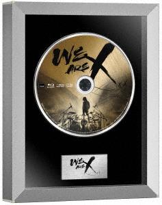 【新品】【ブルーレイ】WE ARE X コレクターズ・エディション X JAPAN