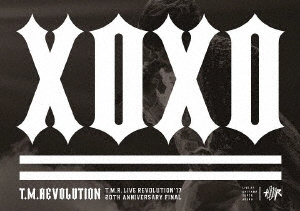 【新品】【ブルーレイ】T.M.R. LIVE REVOLUTION'17 -20th Anniversary FINAL at Saitama Super Arena- T.M.Revolution