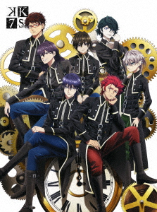 【新品】【DVD】K SEVEN STORIES DVD BOX SIDE:ONE GoRA(原作、シリーズ構成、脚本)
