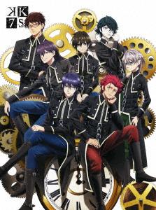 【新品】【ブルーレイ】K SEVEN STORIES Blu-ray BOX SIDE:ONE GoRA(原作、シリーズ構成、脚本)