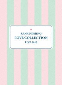 【新品】【ブルーレイ】Kana Nishino Love Collection Live 2019 西野カナ