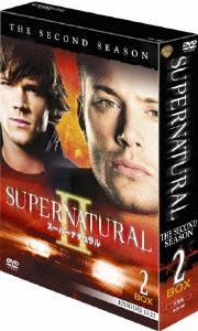 【新品】【DVD】SUPERNATURAL II スーパーナチュラル <セカンド・シーズン> コレクターズ・ボックス2 ジャレッド・パダレッキ