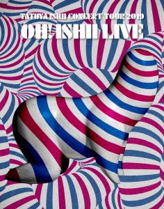 【ブルーレイ】TATUYA ISHII CONCERT TOUR 2019 OH! ISHII LIVE 石井竜也
