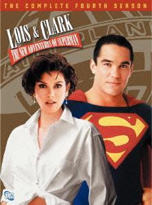 【新品】【DVD】LOIS&CLARK 新スーパーマン <フォース・シーズン> DVDコレクターズ・ボックス1 ディーン・ケイン