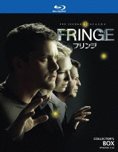 【新品】【ブルーレイ】FRINGE/フリンジ<セカンド・シーズン> コレクターズ・ボックス アナ・トーヴ