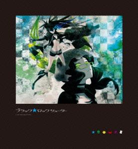 【新品】【ブルーレイ】ブラック★ロックシューター Blu-rayBOX B★RS Project(原作)