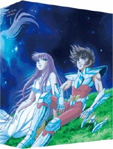 【新品】【DVD】聖闘士星矢 DVD-BOXI 車田正美(原作)