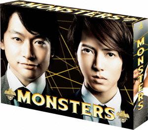 【新品】【ブルーレイ】MONSTERS Blu-ray BOX 香取慎吾