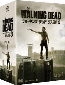 【新品】【DVD】ウォーキング・デッド3 DVD BOX-1 アンドリュー・リンカーン