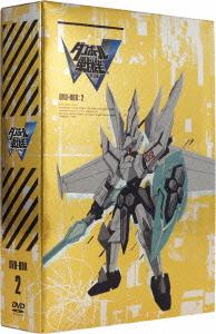 【新品】【DVD】ダンボール戦機W DVD-BOX2 レベルファイブ(原作)