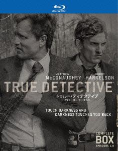 【新品】【ブルーレイ】TRUE DETECTIVE トゥルー・ディテクティブ <ファースト・シーズン> コンプリート・ボックス マシュー・マコノヒー