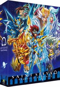 【新品】【DVD】聖闘士星矢 覚醒(オメガカクセイ)編 DVD-BOX 車田正美(原作)