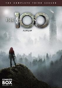 【新品】【DVD】THE 100/ハンドレッド <サード・シーズン> コンプリート・ボックス イライザ・テイラー