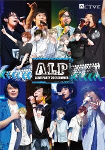 【新品】【DVD】A.L.P -ALIVE PARTY 2017 SUMMER- (趣味/教養)