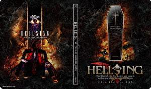 【新品】【ブルーレイ】HELLSING OVA 20th ANNIVERSARY DELUXE STEEL LIMITED 平野耕太(原作)