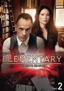 【DVD】エレメンタリー ホームズ&ワトソン in NY シーズン6 DVD-BOX Part2 ジョニー・リー・ミラー