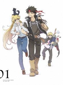 【DVD】魔術士オーフェン はぐれ旅 DVD BOX 1 秋田禎信(原作)