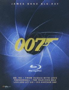 【新品】【ブルーレイ】007 ブルーレイディスク 6枚パック (洋画)