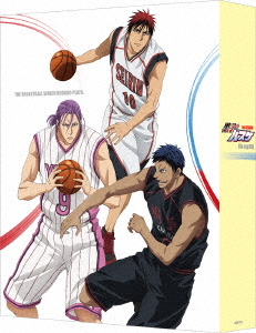 【新品】【ブルーレイ】黒子のバスケ 2nd SEASON Blu-ray BOX 藤巻忠俊(原作)