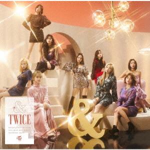 【銀行振込・コンビニ支払不可】 【CD】&TWICE TWICE