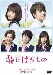 【DVD】花にけだもの DVD-BOX (V.A.)