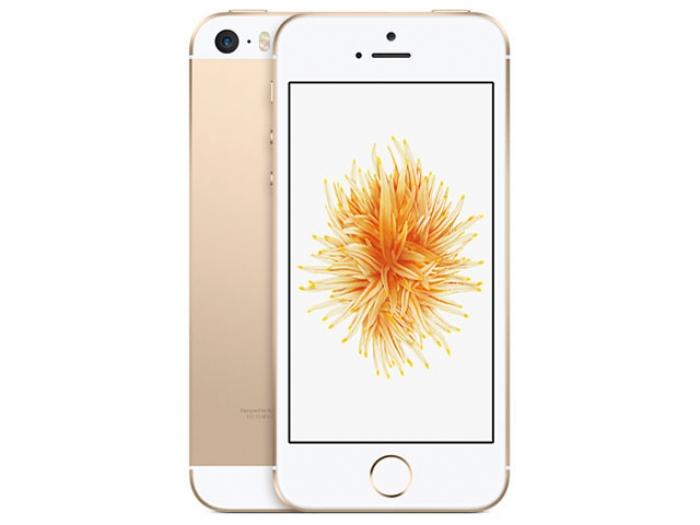 【中古】【白ロム】【au】iPhoneSE 16GBゴールド MLXM2 Ver11.2.2【ジャンク品】【△判定】【送料無料】