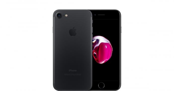 【中古】【白ロム】【docomo】iPhone7 128GBSIMロック解除済 SIMフリー ブラック MNCK2 Ver12.0【Bランク】【△判定】【送料無料】