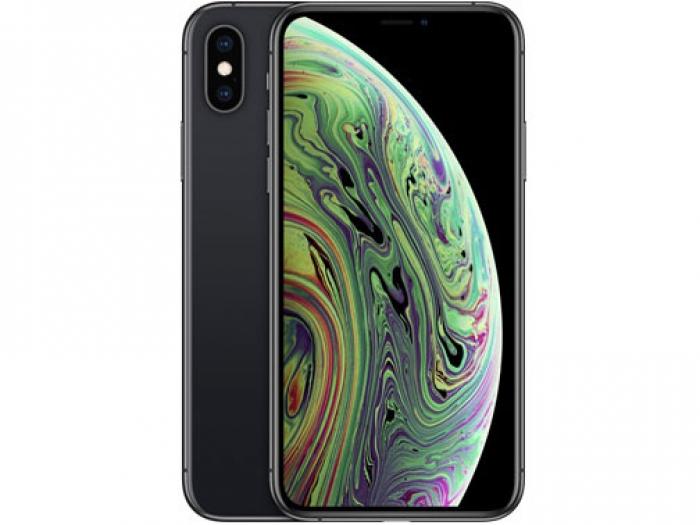 【中古】【白ロム】【SoftBank】iPhone XS 64GBスペースグレイ MTAW2 Ver12.1.2【Cランク】【△判定】【送料無料】